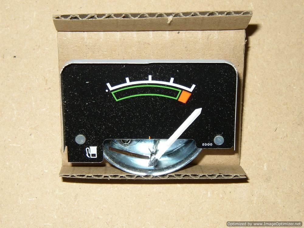 Benzine meter - 0
